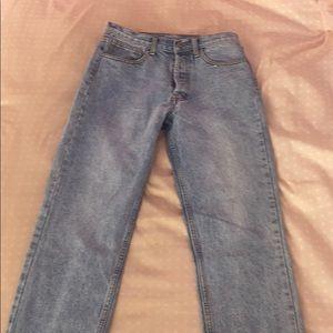 Brandy Melville Danny jeans (read description)